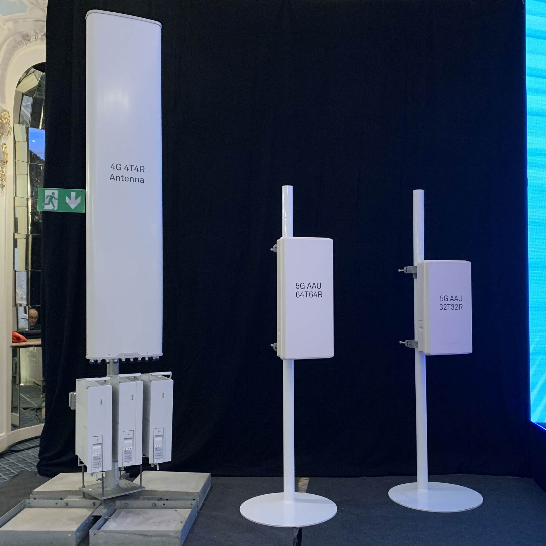 LTE t.o.v. 5G Massive Mimo antennes