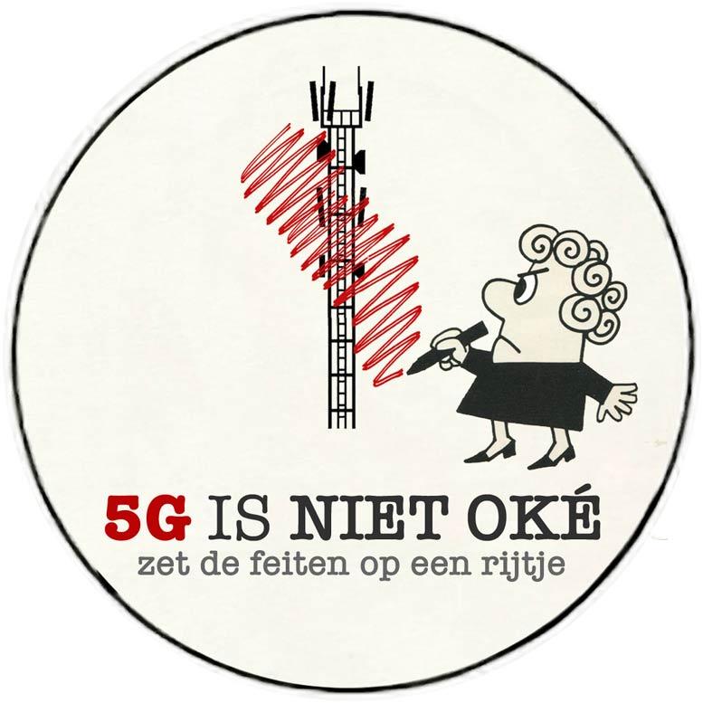 5G is niet oké!