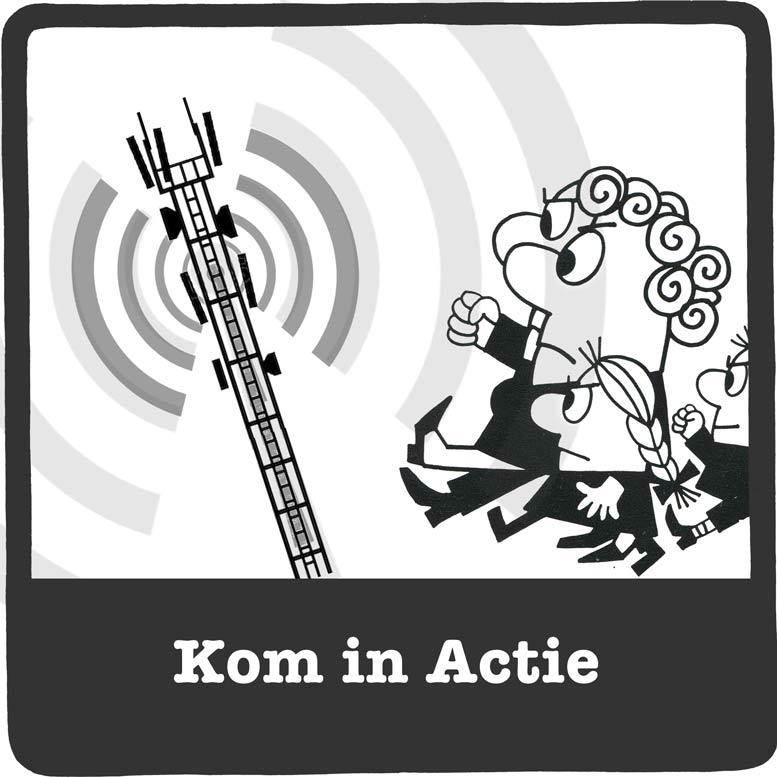 KOM IN ACTIE | tegen 5G