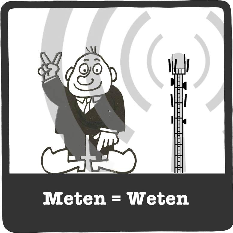 METEN=WETEN | EMF in kaart gebracht