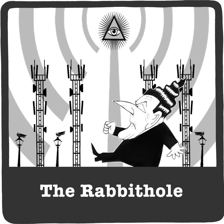 THE RABBIT HOLE | smart prison